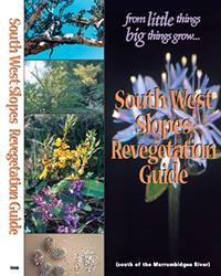 South-West Slopes Re-vegetation Guide